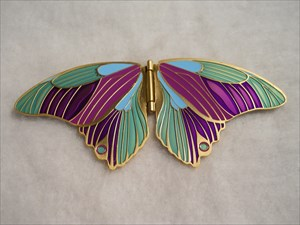 Butterfly Coin 1