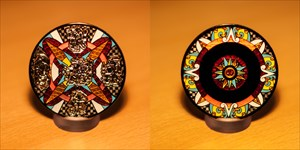 Compass Rose Geocoin 2013 Limited