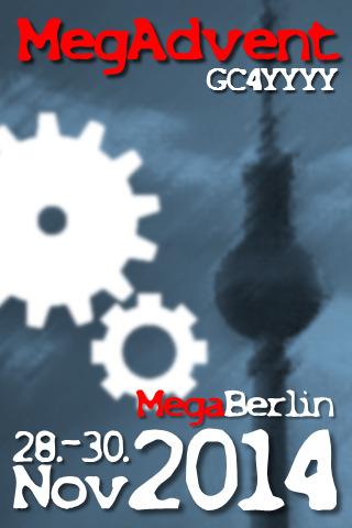 MegaBerlin 2014 - MegAdvent