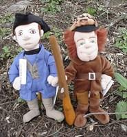 Captains Lewis & Clark