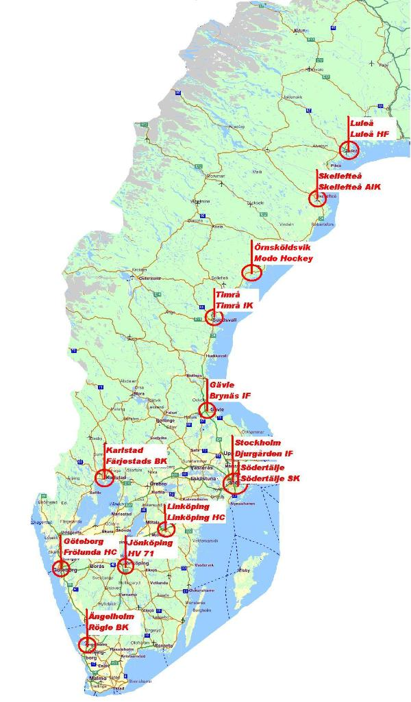 karta sverige städer TB29KHQ) Travel Bug Dog Tag   Modo Hockey karta sverige städer