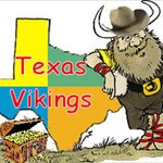 One of the Texas Vikings