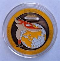 The Tapps 1st GeoFaex Coin