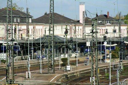 Hoffentlich ist dieser Multi nicht so verwirrend wie die Stromführung der Deutschen Bahn