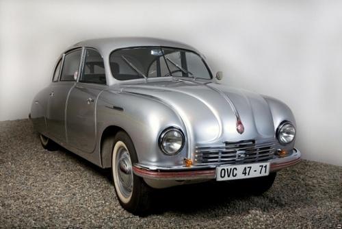 Tatra T600 - Tatraplan