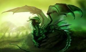 Prilet draka