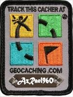 Traveling Cacher Geopatch v2.0