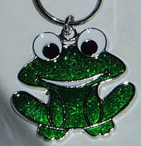 Mozart the Toad Travel Bug