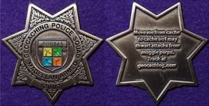 Police Geocaching Squad 2007