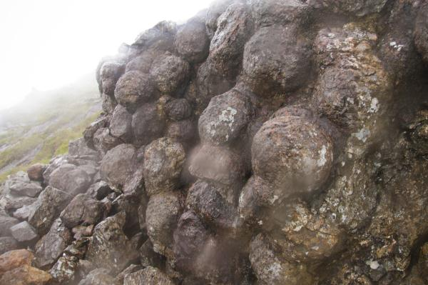 Gc6ck7b Pillow Lava Earthcache In Oregon United States