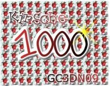 Kirsche 1000