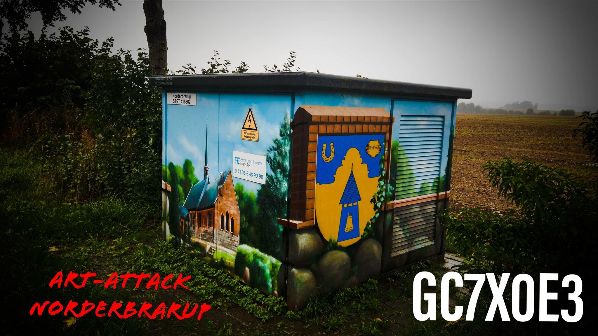 Art-Attack Norderbrarup