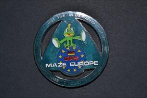 GPS Maze Europe 2015 Mainz