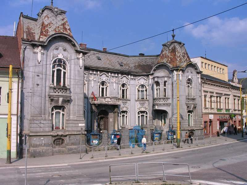 rosenfeldov palac