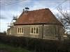 St Barnabas church. Claverham.