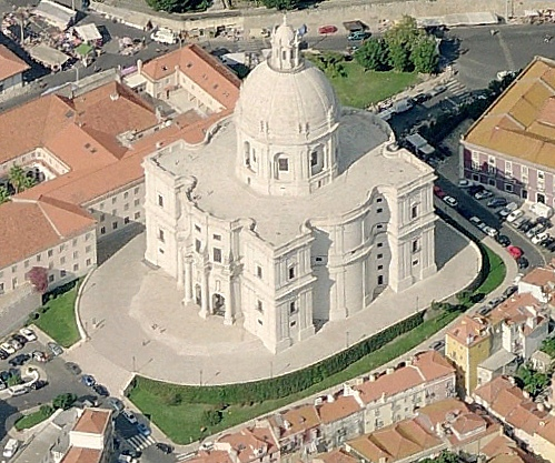National Pantheon / Panteão Nacional