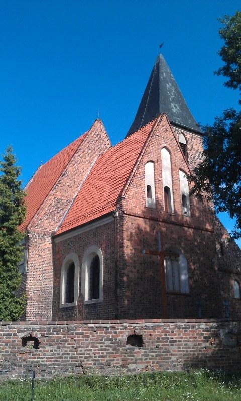Kościół Wniebowstąpienia Pana Jezusa w Jaszkotlach