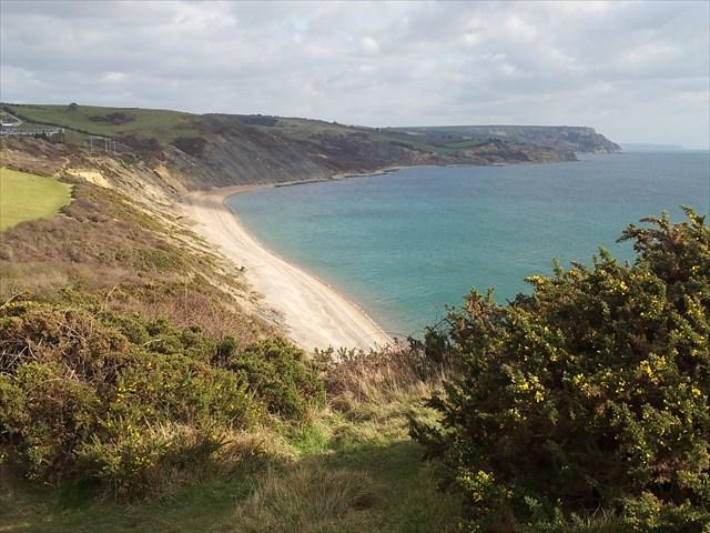 Dorset Coastline.