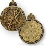 Cosmolabe Geocoin