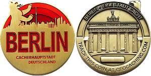 Berlin Cacherhauptstadt