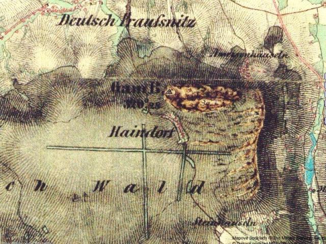 Historicka mapa