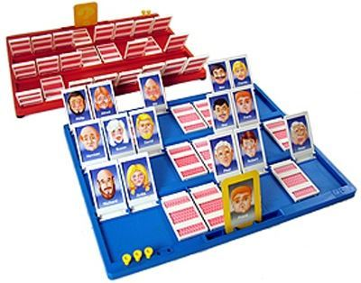 Image result for guess who board game