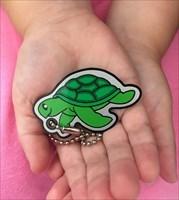 Turtle cachekinz