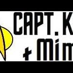Capt.Kirk + Mimi