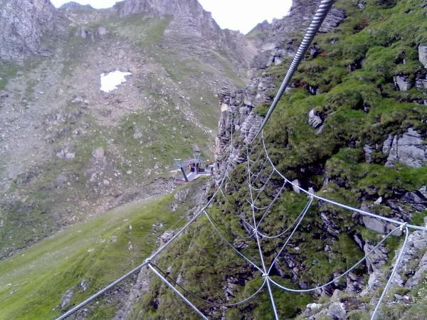 Klettersteig Austria : Gc d klettersteig mauskarspitz traditional cache in salzburg