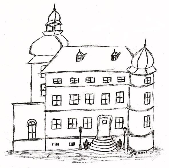 Burg Wissem by Sydän