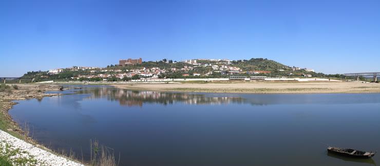 Panorama From Bridge to Bridge