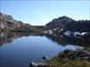 A lagoa...