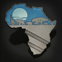 Africa Safari - Blue