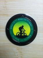 Biker-13's Personal-Geocoin