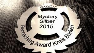 Mystery Silber 2015