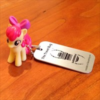 Apple Bloom - GeocachePets.com Travel Bug