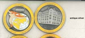 GeoFaex Coin Silber