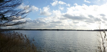 Panorama Rauwse Meer