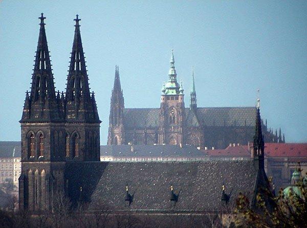 Prazske hrady