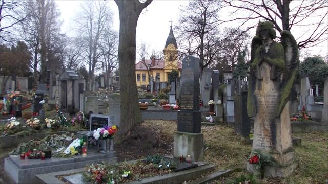Vršovický hrbitov