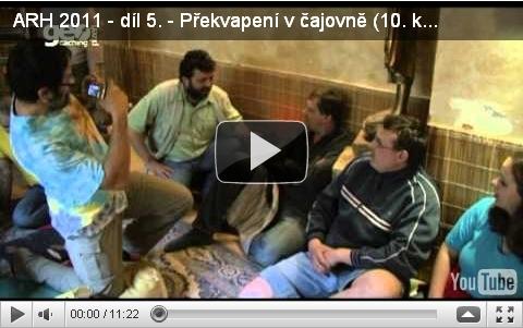 Videozpravodajství 10.5.2011 - klikem spustit