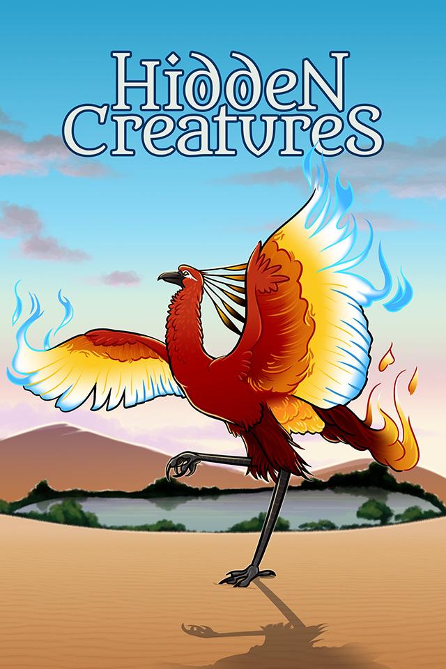 Hidden Creatures: Phoenix