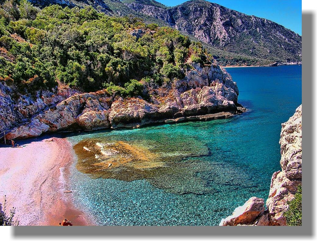 GC68YAC Mikro Seitani, the fantastic beach (Traditional ...