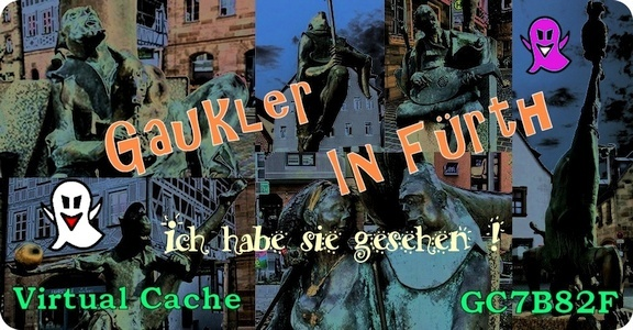 Gaukler in Fürth GC7B82F