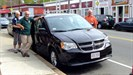 <span class=&quot;LogImgTitle&quot;>Leaving on our road trip</span><p class=&quot;LogImgDescription&quot;>From Boston with Peter and Helen in our Dodge caravan</p>