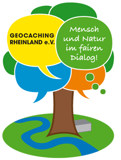 Logo Geocaching Rheinland e.V.