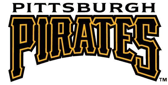 Pittsburgh Pirates Script Logo