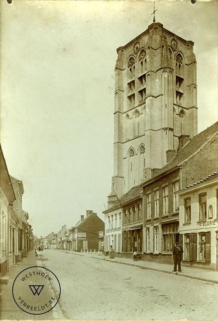 olv kerk zonder toren