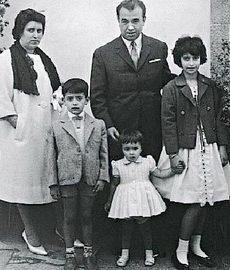 Familia Caetano