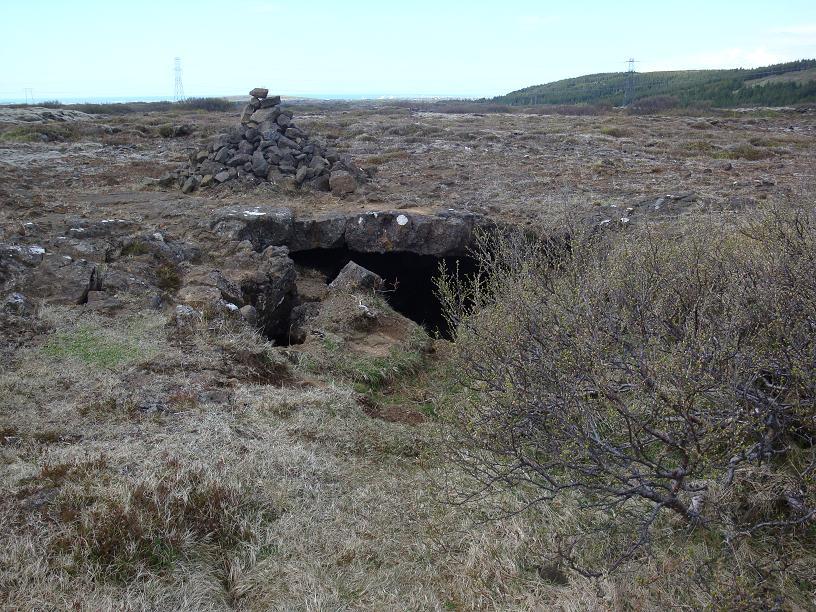 GC1RMGT Selgjárhellir (Unknown Cache) in Iceland created ...